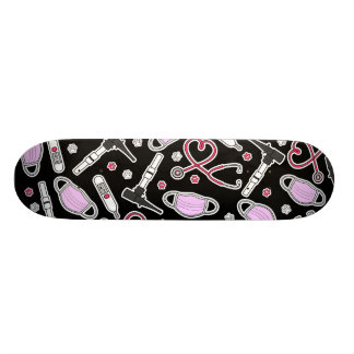 Cute Veterinarian / Veterinary Technician Love 21.6 Cm Skateboard Deck