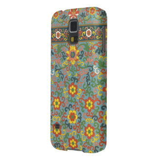 Cute Vintage Floral Pattern Cases For Galaxy S5