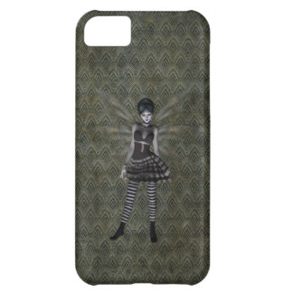 Cute Vintage Gothic Fairy iPhone 5C Cover