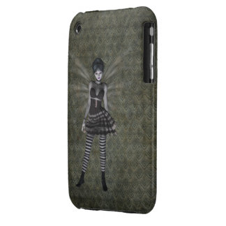 Cute Vintage Gothic Fairy Case-Mate iPhone 3 Cases