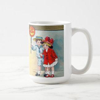 Cute Vintage Halloween Mug