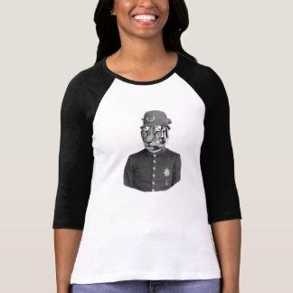 Cute Vintage Policeman T-Shirt