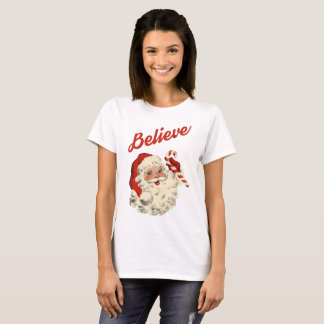Cute Vintage Santa Clause T-Shirt