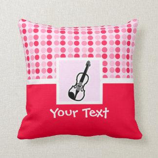 Cute Violin Cushion