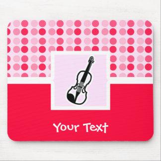 Cute Violin Mousepad