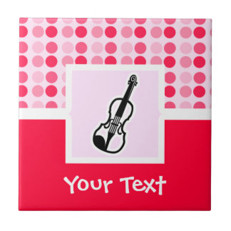 Cute Violin Tiles