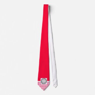 Cute Volleyball Tie