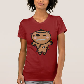Cute Voodoo Doll Ladies Tee
