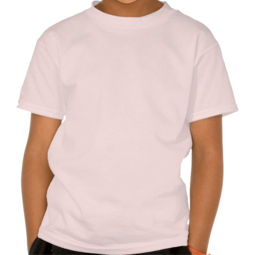 Cute Walking Cartoon Hyena Children T-Shirt