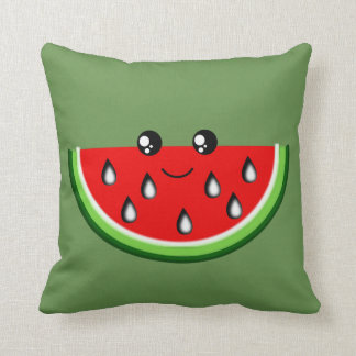 Cute Watermelon Cushion 41 x 41 cm