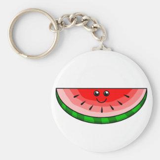 Cute Watermelon Key Ring