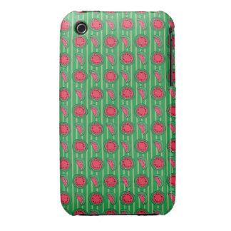 cute watermelons Case-Mate iPhone 3 case