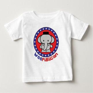 Cute WeePublican Baby T-Shirt
