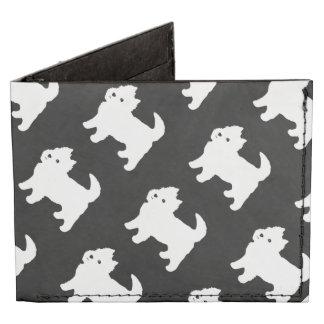 Cute West Highland Terrier - Westie Pattern