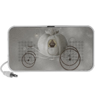 Cute Whimsy Cinderella Story iPhone Speakers