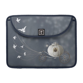 Cute, Whimsy Cinderella Story Sleeve For MacBooks