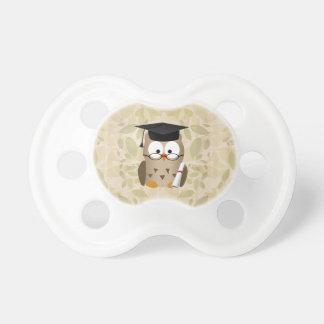 Cute Wise Owl Graduate Dummy