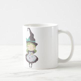 Cute Witch Mug