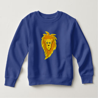 Cute Wizard Of Oz Lion. Sweatshirt