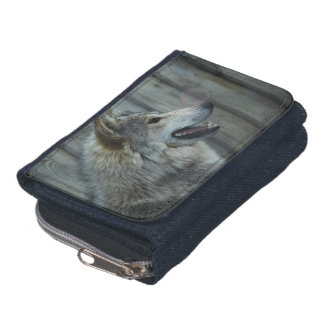 Cute Wolf Wallets