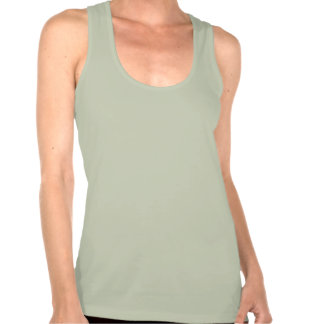 Cute Workout I Run This Body Fitted Racerback Tank