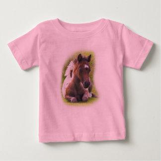 Cute Yearling Foal infant t-shirt