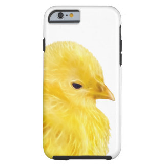 Cute yellow baby Chick iPhone 6 Case
