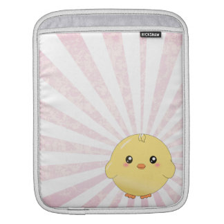 Cute yellow chick sleeve for iPads