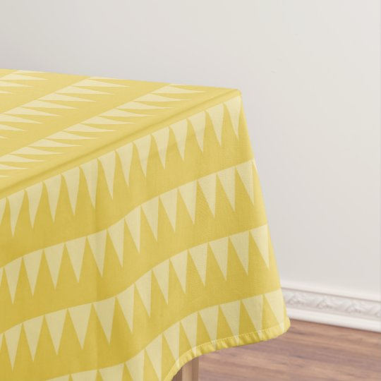CUTE YELLOW WHITE WATERCOLOR STRAWBERRY COLLECTION TABLECLOTH