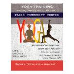 Cute Yoga 21.5 Cm X 28 Cm Flyer