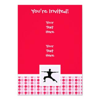 Cute Yoga Card
