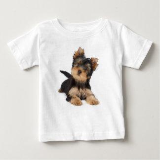 Cute yorkie puppy baby T-Shirt