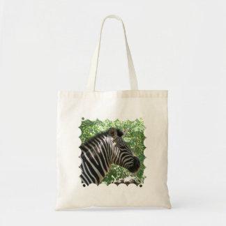 Cute Zebra Small Budget Tote Budget Tote Bag