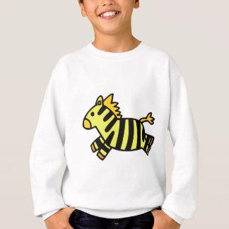 Cute Zebra Sweatshirt