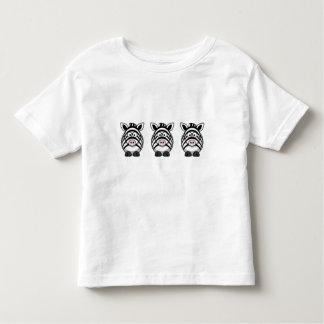 Cute Zebra Tee Shirts