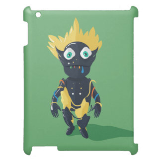 Cute Zombie iPad Case