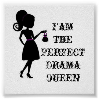 CuteGirl, I'amthePerfectDramaQueen Poster