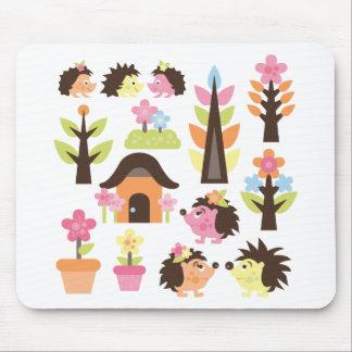 CuteHedgehog1 Mouse Pad