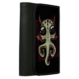 CUTEHULHU - cute Cthulhu, octopus monster wallet