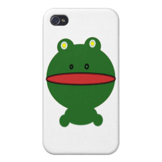 Cuteimal Frog Case for IPhone 4