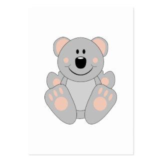 Cutelyn Koala Bear Pack Of Chubby Business Cards