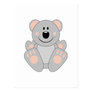 Cutelyn Koala Bear Postcards