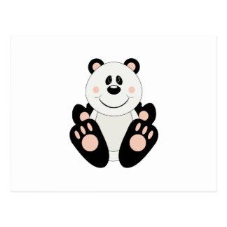 Cutelyn Panda Bear Post Cards