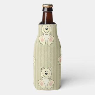 Cutelyn Polar Bear Bottle Cooler