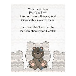 Cutelyn Teddy Bear 21.5 Cm X 28 Cm Flyer