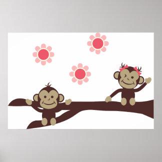 CuteMonkey11 Print