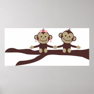 CuteMonkey2 Posters
