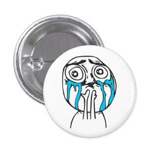 Cuteness Overload Cute Rage Face Meme 3 Cm Round Badge