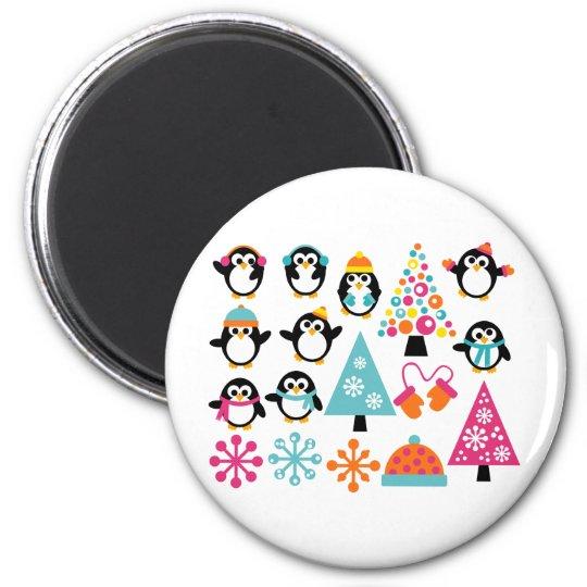 CutePenguins1 Magnet