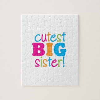 CUTEST BIG SISTER PUZZLES
